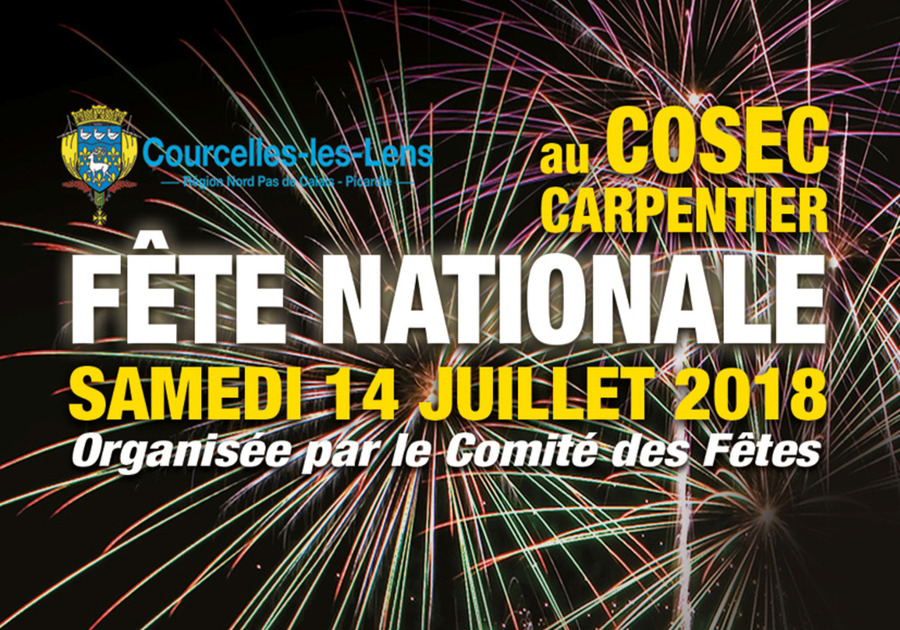 14/07/2018 : Fête Nationale