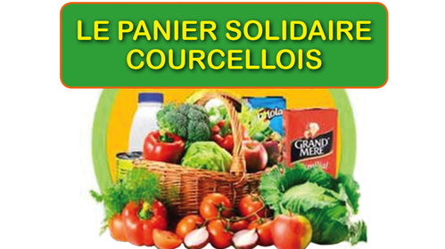 Informations : Le Panier Solidaire Courcellois